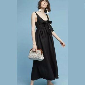 Anthropologie Mara Hoffman Myriam linen dress 8